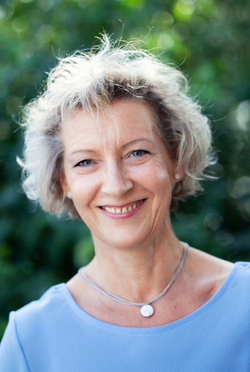 Manuela Klein Organisatorin Kerstin Füssel